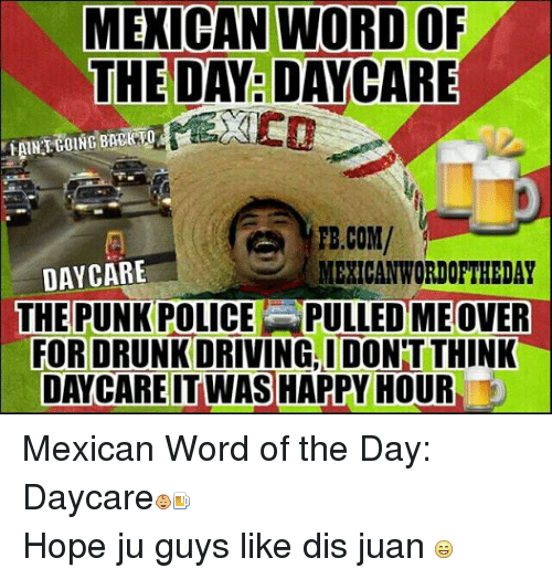 Funny Word of the Day