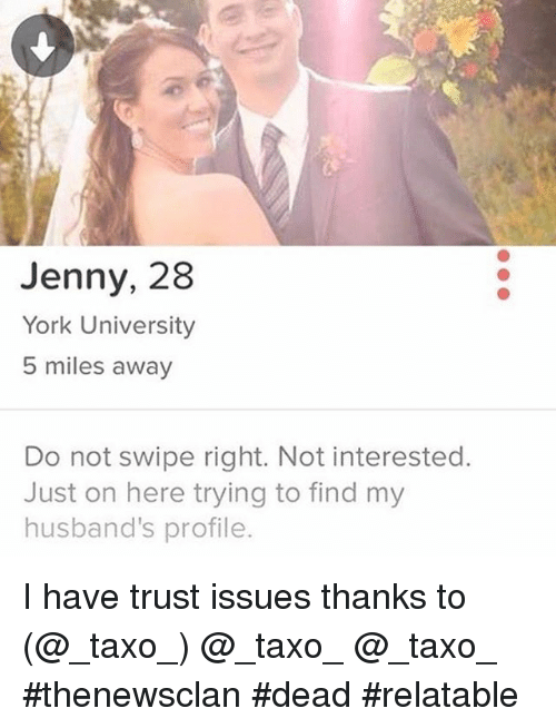 Catch husband on dating sites