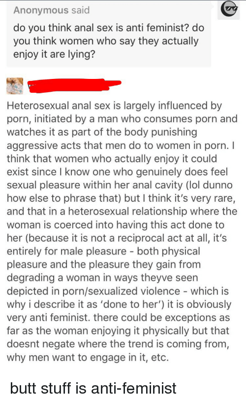 Sex to how anal hetero