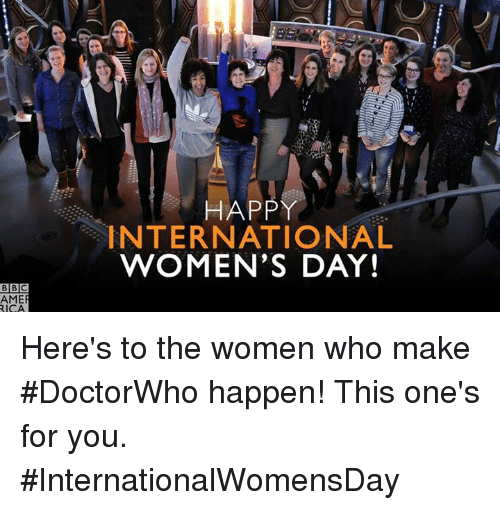 Here's how to celebrate International Women's Day