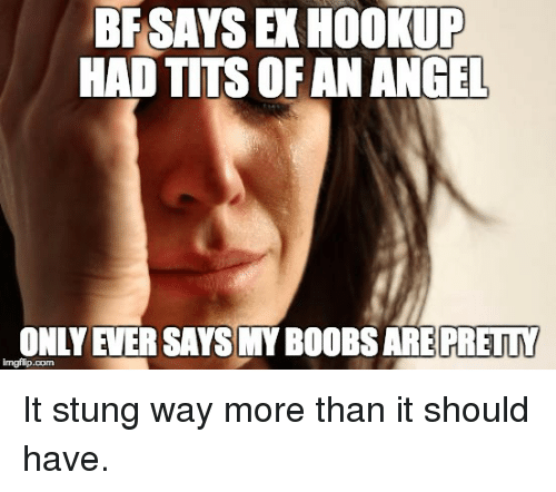 why do guys only want to hook up