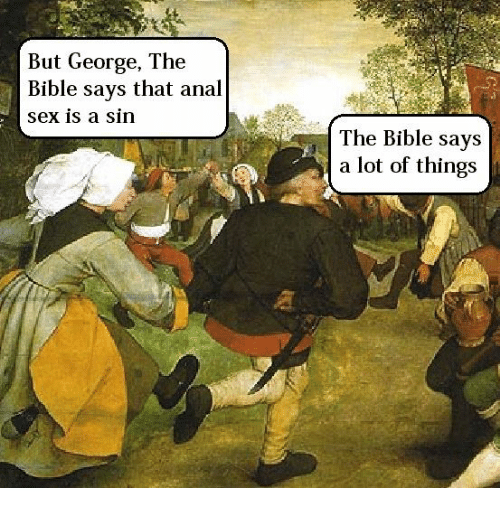 what the bible say about sex
