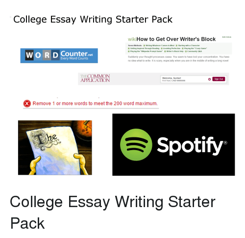 thesis writers block Types of expository writing thesis writers block who do assignments for money how to write a college admissions letter.
