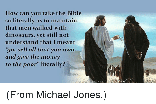 Giving money to the poor in the bible