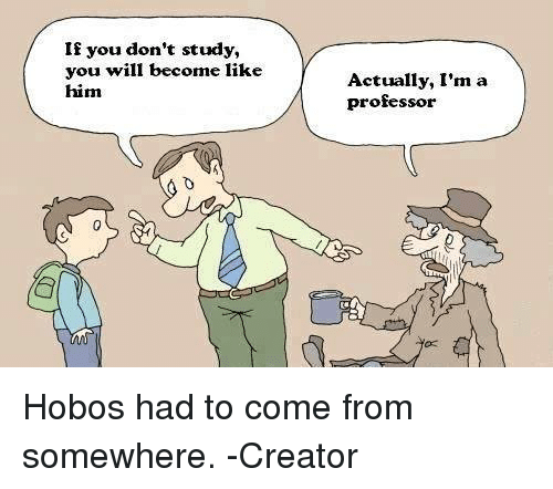 How to Become a Hobo forecast