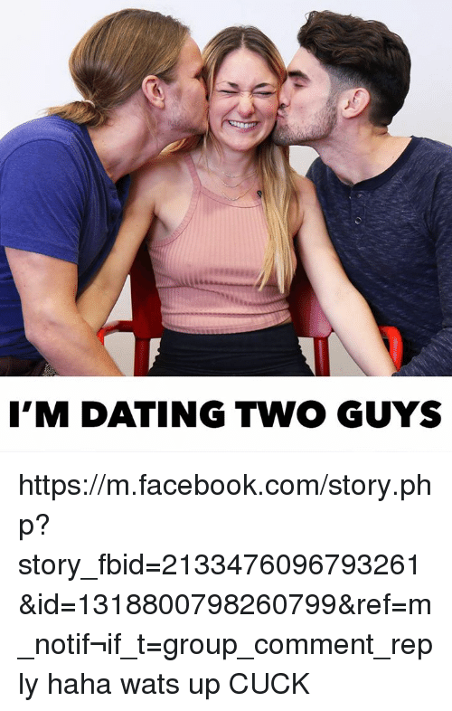Dating Two Guys Who Are Friends