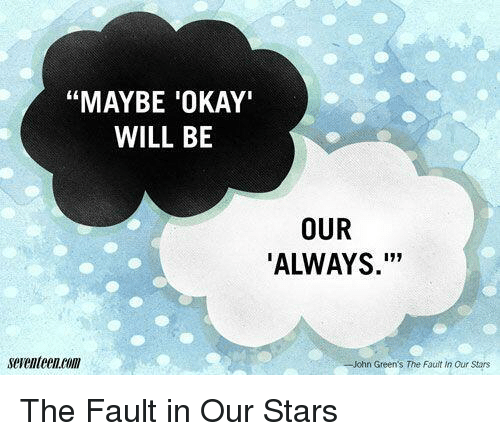 The Fault In Our Stars by John Green Book Reviews
