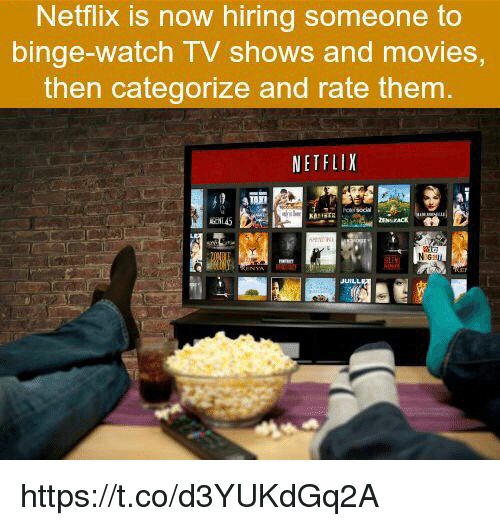 Netflix Is Hiring Someone to Binge Watch Kids Movies and TV Shows All Day