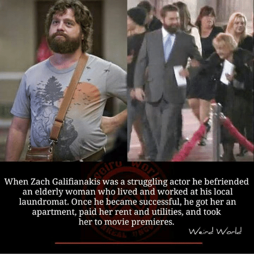 Zach galifianakis gym meme