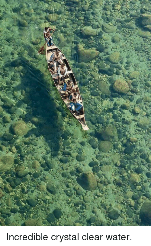 clear water: <p>Incredible crystal clear water.</p>