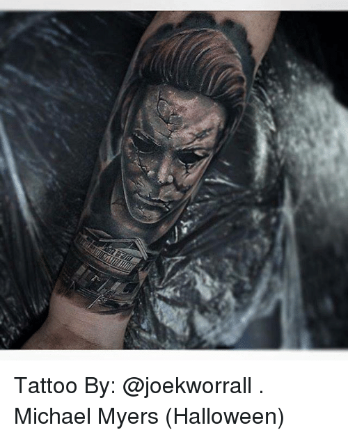 Funny michael myers memes of 2017 on sizzle stalker meme for Michael myers tattoo