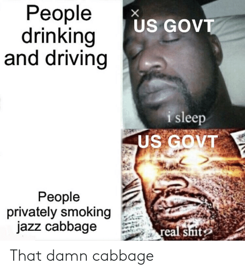 drinking and driving: Реople  drinking  and driving  X  US GOVT  i sleep  US GOVT  People  privately smoking  jazz cabbage  real smt That damn cabbage
