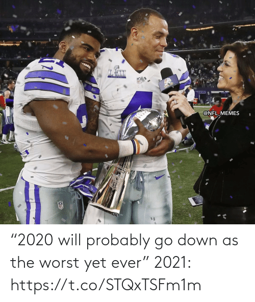 "worst: ""2020 will probably go down as the worst yet ever""  2021: https://t.co/STQxTSFm1m"