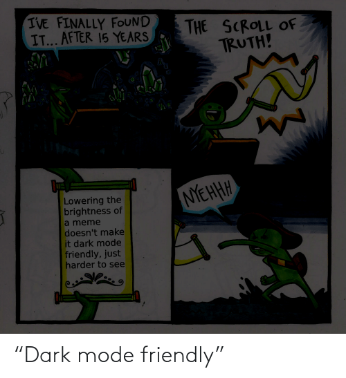 "mode: ""Dark mode friendly"""