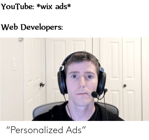 """ads: """"Personalized Ads"""""""
