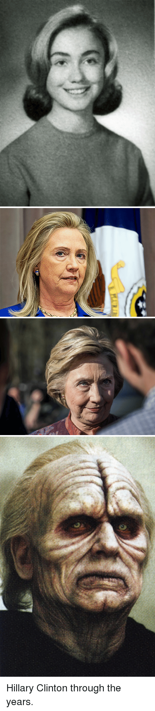 Hillary Clinton, Tits, and Im Going to Hell for This: 似劍  tits   aer Hillary Clinton through the years.