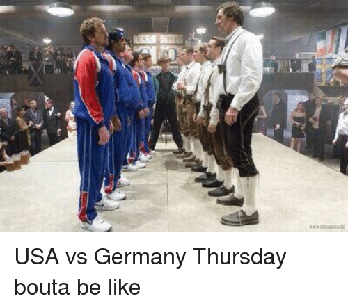 dating germany vs usa Dating customs and traditions around the world  in germany: glaubst du an die  united states of america – dating tips from hollywood.