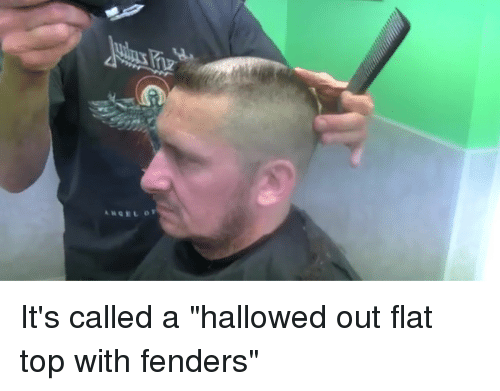 Ngelo Its Called A Hallowed Out Flat Top With Fenders Just Fuck