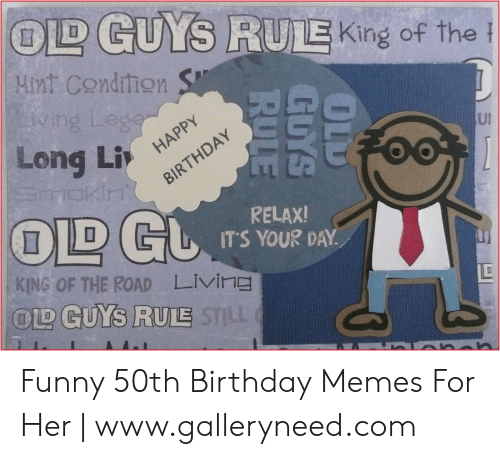 🔥 25 Best Memes About Birthday Memes for Her