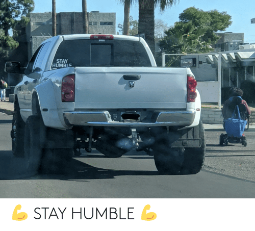 Stay Humble: 💪 STAY HUMBLE 💪