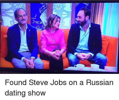 Dating show funny