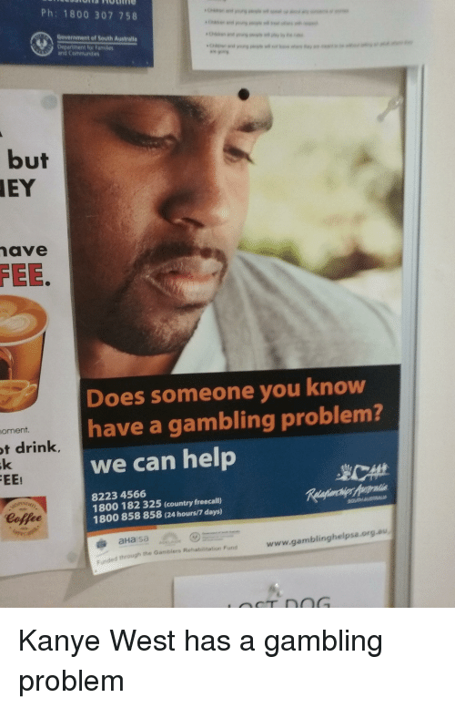 How to tell someone you have a gambling problem