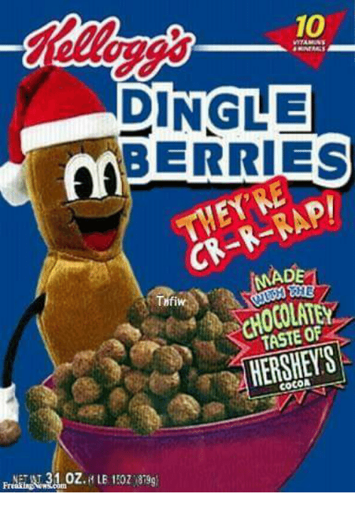 Dingle Berries: 10  DINGLE  BERRIES  THEY'RE  CHOCOLATE  S  COCOA