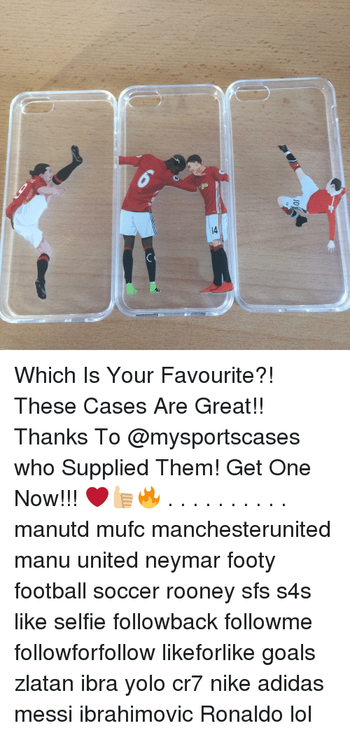 Memes, 🤖, and Rooney: 10 Which Is Your Favourite?! These Cases Are Great!! Thanks To @mysportscases who Supplied Them! Get One Now!!! ❤👍🏼🔥 . . . . . . . . . . manutd mufc manchesterunited manu united neymar footy football soccer rooney sfs s4s like selfie followback followme followforfollow likeforlike goals zlatan ibra yolo cr7 nike adidas messi ibrahimovic Ronaldo lol