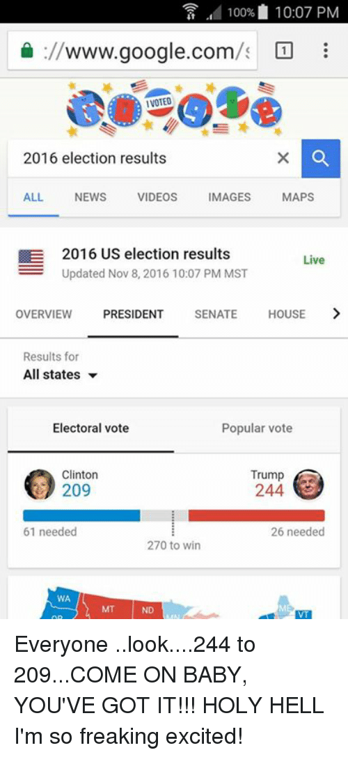 PM Wwwgooglecom IVOTED Election Results ALL NEWS - 2016 us election map google