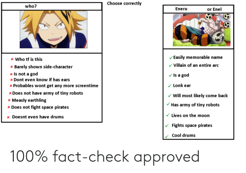 Approved, Check, and Fact: 100% fact-check approved