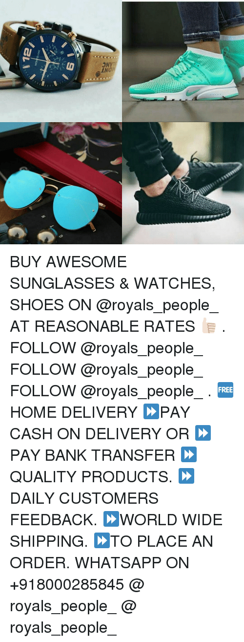 Awesomness: 121  MON BLANC  6! BUY AWESOME SUNGLASSES & WATCHES, SHOES ON @royals_people_ AT REASONABLE RATES 👍🏻 . FOLLOW @royals_people_ FOLLOW @royals_people_ FOLLOW @royals_people_ . 🆓 HOME DELIVERY ⏩PAY CASH ON DELIVERY OR ⏩PAY BANK TRANSFER ⏩QUALITY PRODUCTS. ⏩DAILY CUSTOMERS FEEDBACK. ⏩WORLD WIDE SHIPPING. ⏩TO PLACE AN ORDER. WHATSAPP ON +918000285845 @ royals_people_ @ royals_people_