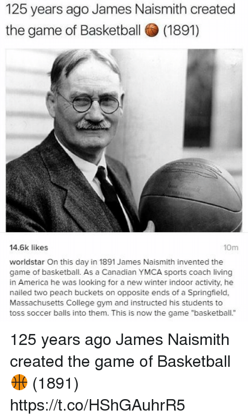 james naismith and his impact on Presbyterian provisionaries james laurenson  the james naismith foundation  the national office of the presbyterian church in canada is on the.
