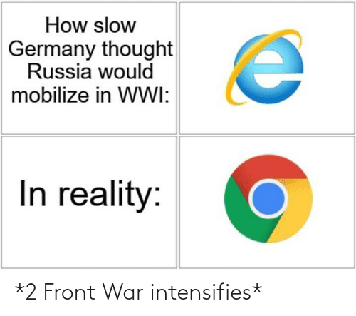 Front: *2 Front War intensifies*