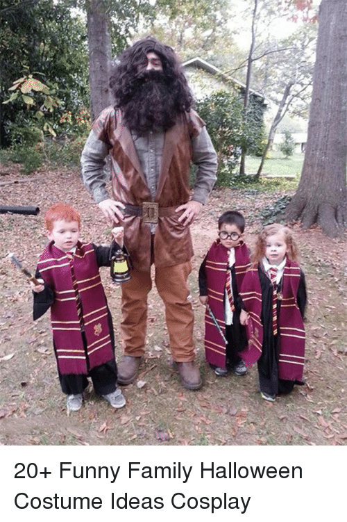 Family, Funny, and Halloween: 20+ Funny Family Halloween Costume Ideas Cosplay