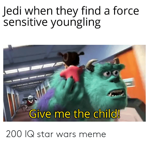 star wars meme: 200 IQ star wars meme