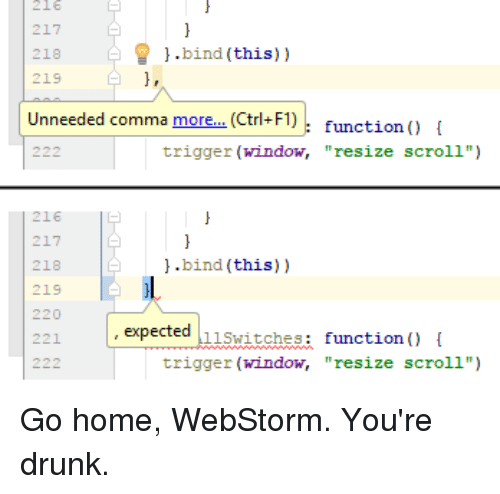 Experience Enjoyable JavaScript Development With WebStorm With Smart