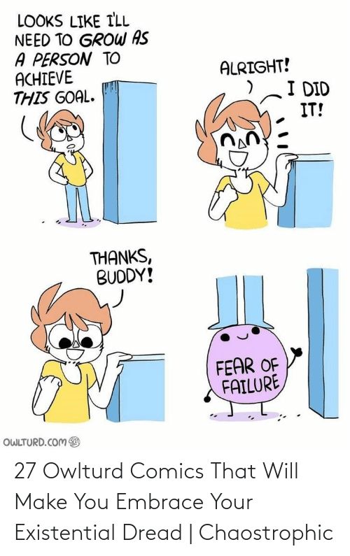 Owlturd: 27 Owlturd Comics That Will Make You Embrace Your Existential Dread | Chaostrophic