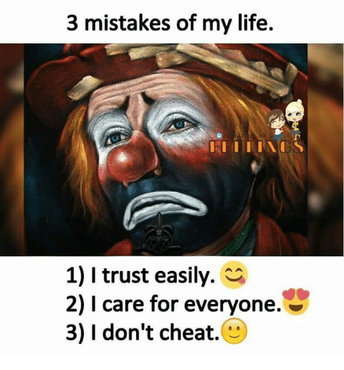 three mistakes of my life by But three mistakes of my life has a solid story lineso i would rate three mistakes of my life as the best   then there is no room for mistakes.