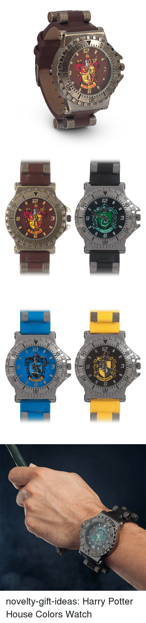 Gryffindor: 30)  30  9  6  Po  CL   10  5  3  5  2  2  9 novelty-gift-ideas:  Harry Potter House Colors Watch