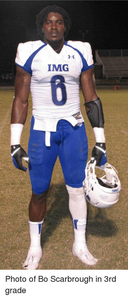 Blackpeopletwitter, Img, and Boing: 30  IMG  DWI Photo of Bo Scarbrough in 3rd grade