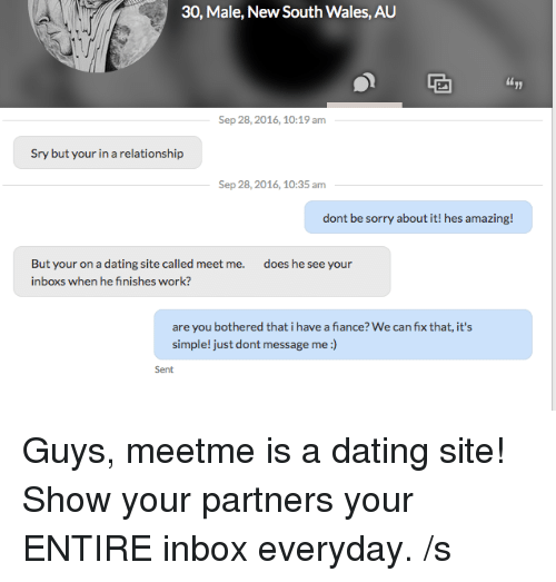 dating site message fails 2016