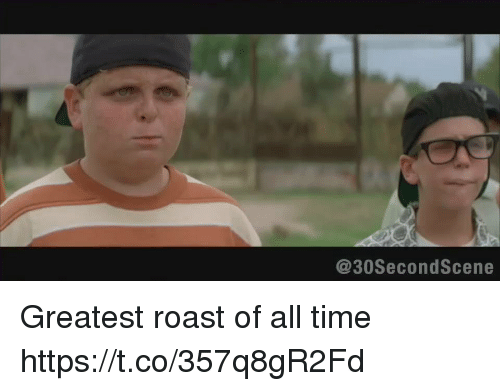 Greatest Internet Memes Of All Time : Greatest roast of all time httpstco q gr fd meme on sizzle
