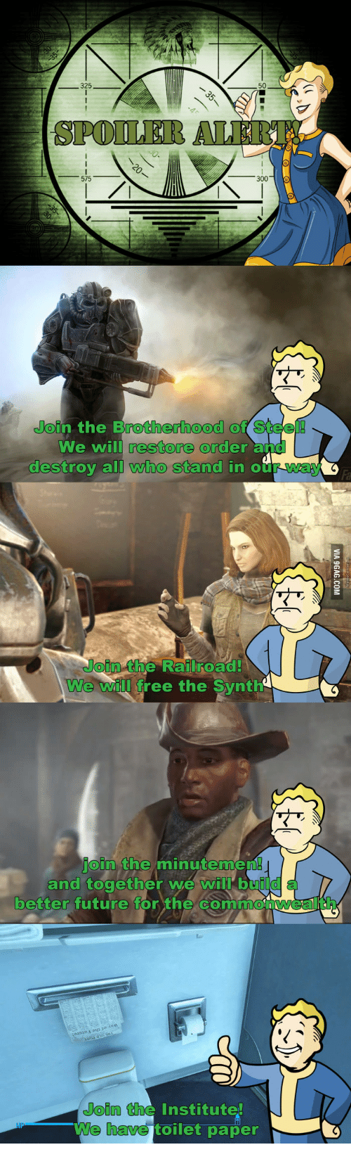 fallout 4 how to get rid of all factions