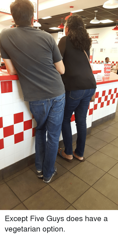 Does five guys have coupons