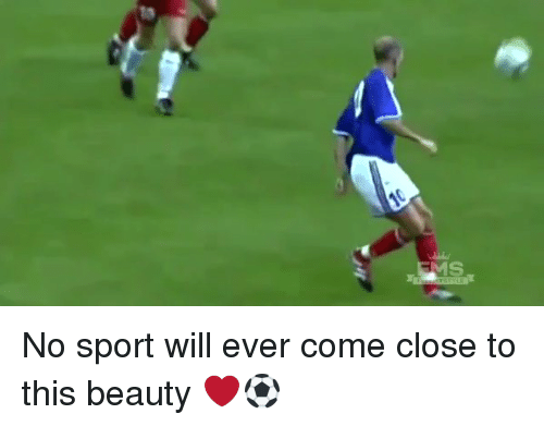 Beautiful, Soccer, and Sport: 3t No sport will ever come close to this beauty ❤️⚽️