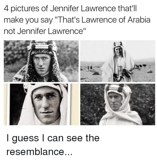 how to make lawrence of arabia smle