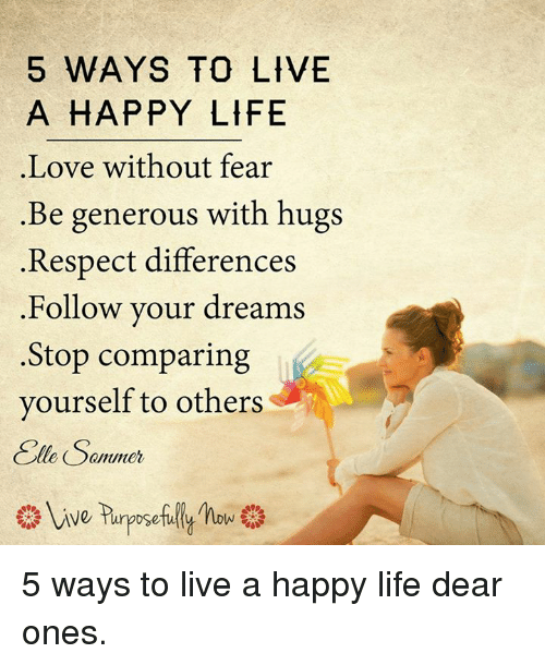 how to live a happy life Book happy life maldives lodge, dhiffushi island on tripadvisor: see 48 traveler reviews, 158 candid photos, and great deals for happy life maldives.