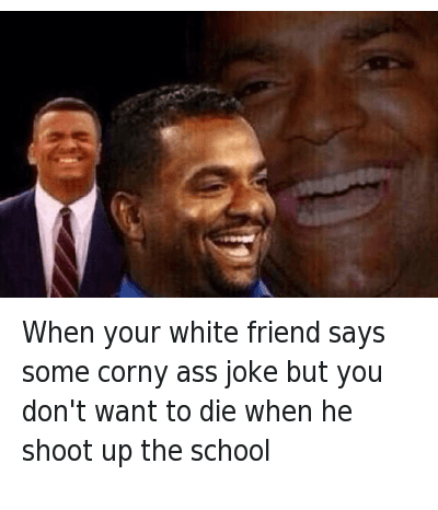 Beat the white off your ass