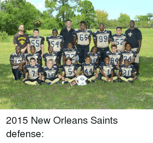 Funny New Orleans Saints Memes of 2016 on SIZZLE