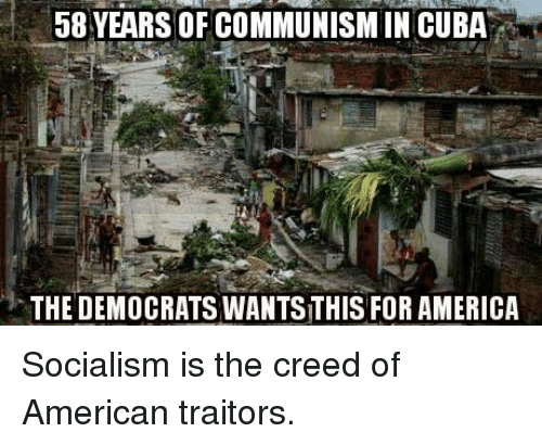 a comparison of the communism in cuba and democracy in america Democracy vs communism essays democracy and communism are two of the most different, yet important systems of government ever to be set into motion both communist and democratic governments have benefits and disadvantages therefore many disagree about which may be best.